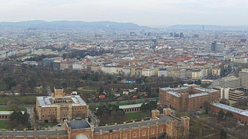Panorama Livecam Arsenalturm