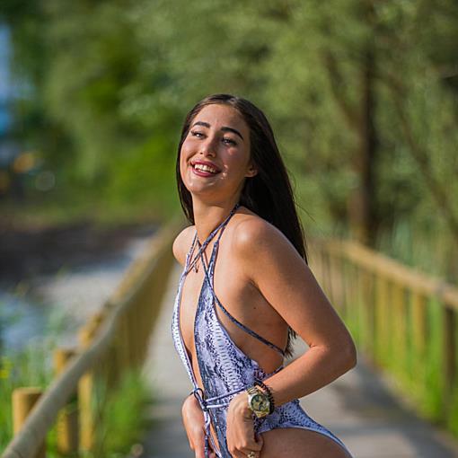 Christina aus B