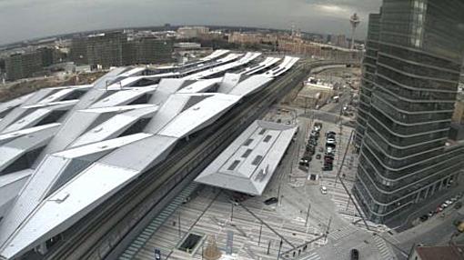 Livecam Hauptbahnhof Wien
