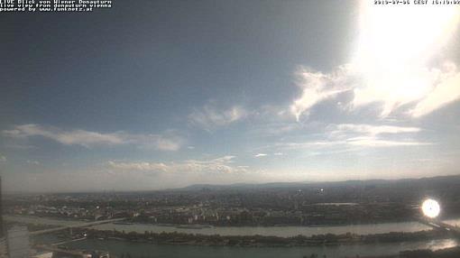 Livecam Donauturm