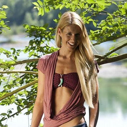 Vanessa liebt die Natur