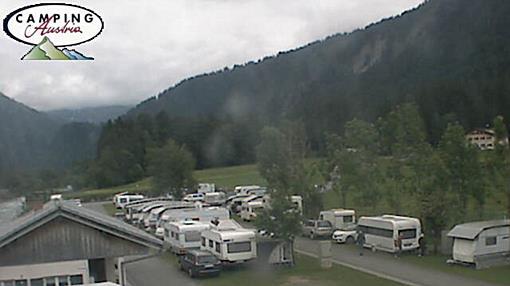 Livecam Au (Camping Köb)