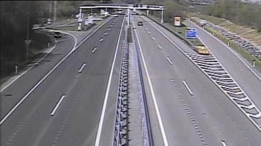 Livecam A14 Pfändertunnel Nordportal