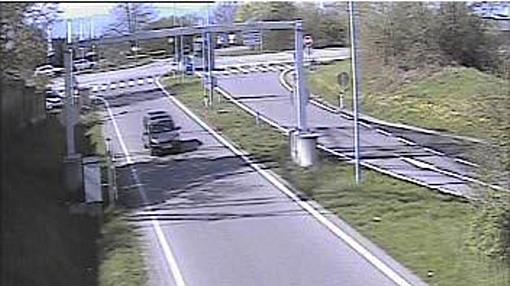 Livecam A14 Lochau (Auffahrt)