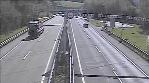 Livecam A14 Pfändertunnel Nordportal II