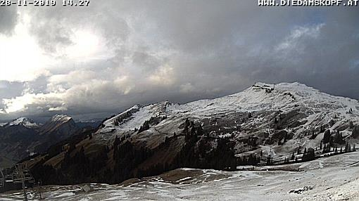 Livecam Au-Schoppernau (Panoramabahn)