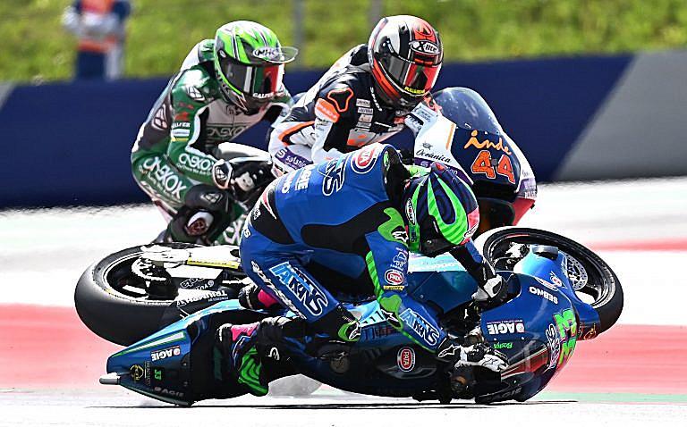 Moto2 Rennen