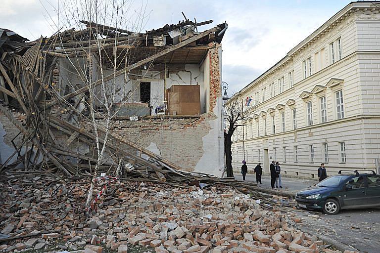 Zwölfjähriges Mädchen bei Erdbeben in Kroatien getötet ...