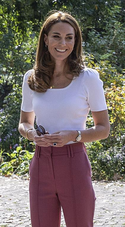 Herzogin Kate: Was sie für Unterwäsche tragen muss - Sexy