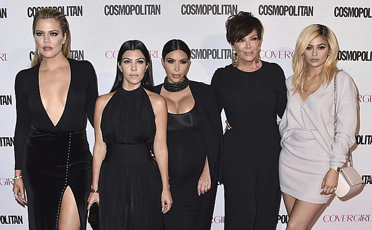 Jenner schwestern nackt