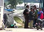 Räumung des Flüchtlingslager in Idomeni geht weiter