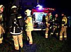 Gaißau: Fassadenbrand endet glimpflich