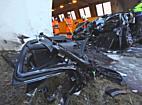 Tödlicher Unfall auf der S16 beim Gasteltobel