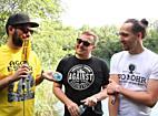Szene Openair 2015: Antilopen Gang im Interview