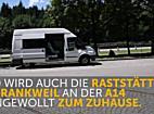 Raststätten in ganz Vorarlberg werden von Bettlern belagert