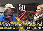 Ice-Race in Alberschwende: Am Wochenede kommen die Adrenalin-Junkies auf ihre Kosten
