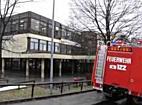 Feuerwehreinsatz in Dornbirner Schule