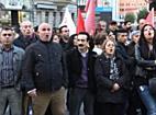 Kurdische Demo in Bregenz