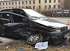 Unfall in Feldkirch fordert zwei Verletzte