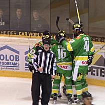 Highlights: EHC Lustenau vs. Sterzing