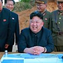 """US-Präsident Trump stellt Nordkorea """"Feuer und Zorn"""" in Aussicht"""