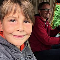 """""""Happy Day of Life"""": Lkw-Fahrer bescheren Kindern einen unvergesslichen Tag"""