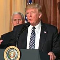 Trump schraubt Klimaschutz per Dekret zurück