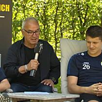 SCRA Trainingslager: Lukas Jäger & Benjamin Ozegovic im Interview