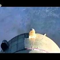 Nordkorea zeigt Aufnahmen vom Raketenstart