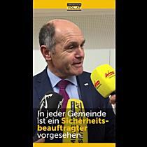 """""""Gemeinsam Sicher"""" startet in Vorarlberg"""