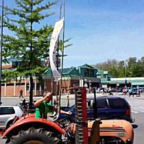 """Bregenz: """"Bauern-Aufstand"""" bei der Anti-Monsanto-Demo"""