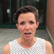 Verdächtiges Gepäckstück am Bregenzer Bahnhof - Susanne Dilp im Interview
