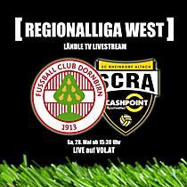 LIVE: FC Dornbirn vs. SCR Altach Amateure