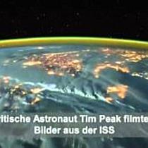 Spektakuläre Aufnahmen aus dem Weltraum