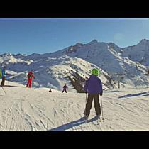 Kinderspot für das Skigebiet Sonnenkopf