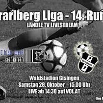 LIVE: BW Feldkirch vs SW Bregenz