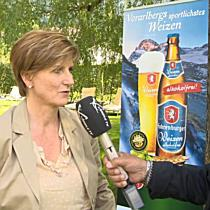 SCRA Trainingslager: Sabine Treimel, Fohrenburg im Interview