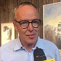 Hermann Kaufmann zum geplanten Steinbruch