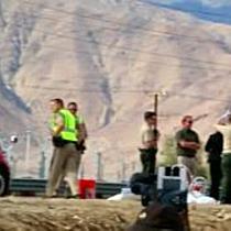 Mindestens 13 Tote bei Busunfall im Süden Kaliforniens