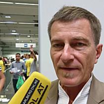 Universitätsprofessor Dr. Peter Loidl im Gespräch