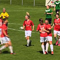 VFV-Damen Cupfinale 2016: RW Rankweil vs. FC Alberschwende