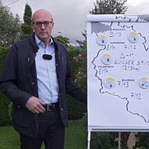 Kachelmannwetter vom 19.09.2017