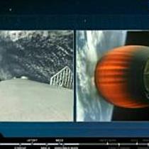 Trägerrakete bringt Nachschub zur ISS