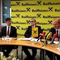 Begrüßung Jürgen Kessler Raiffeisenbank