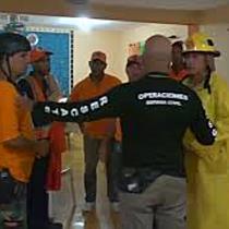 """Überschwemmungen in Teilen der Dominikanischen Republik nach Hurrikan """"Maria"""""""