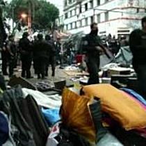 """Brasilianische Polizei stürmt """"Crack Land"""""""