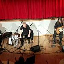 Jazz-Konzert mit George Nussbaumer, Richard Wester und Peter Pichl in Göfis