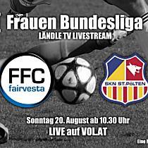 FFC Vorderland vs SKN St. Pölten
