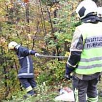Unfall beim Bersbucher Wald endet tödlich
