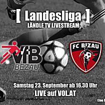 LIVE: VfB Bezau vs FC Bizau